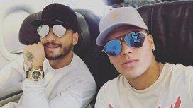 Sonríe River: el amigo de Maluma se realizó la revisión médica y firma su contrato