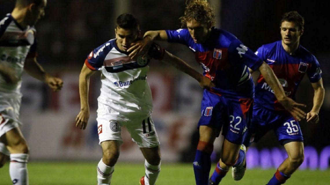 El defensor durante su paso por Tigre