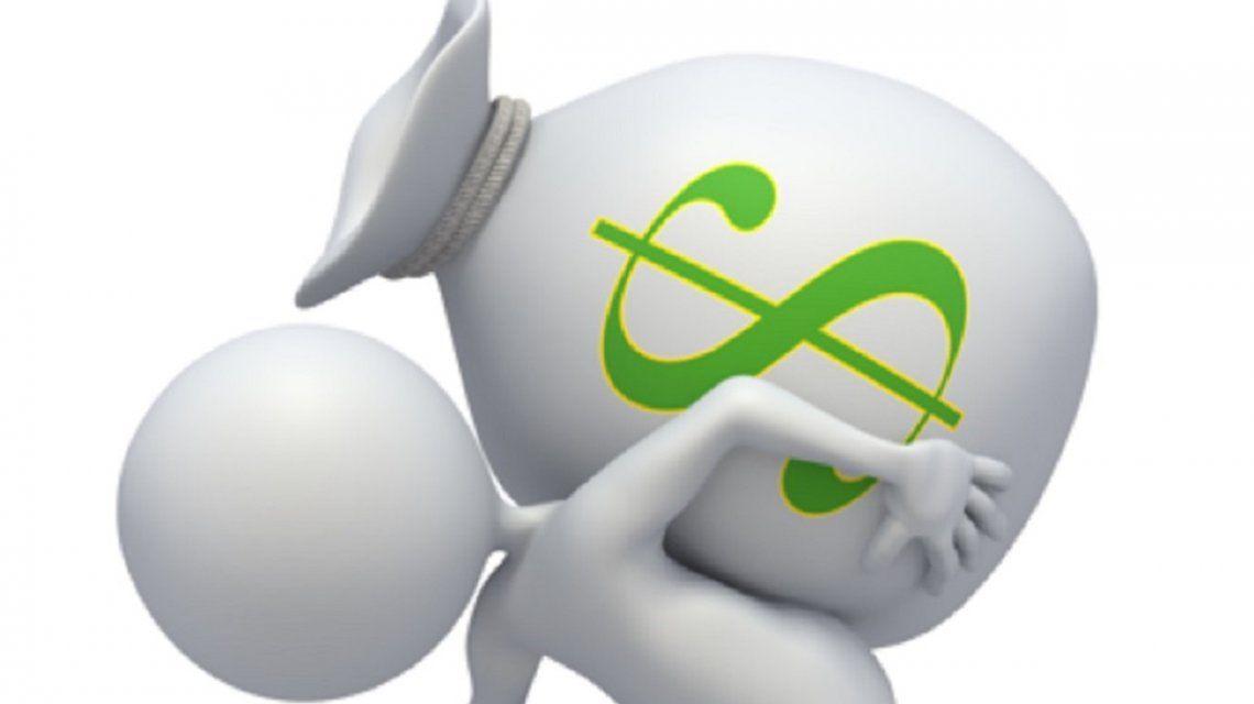 El pago de intereses de la deuda ya equivale al gasto en Salud, Educación y Ciencia