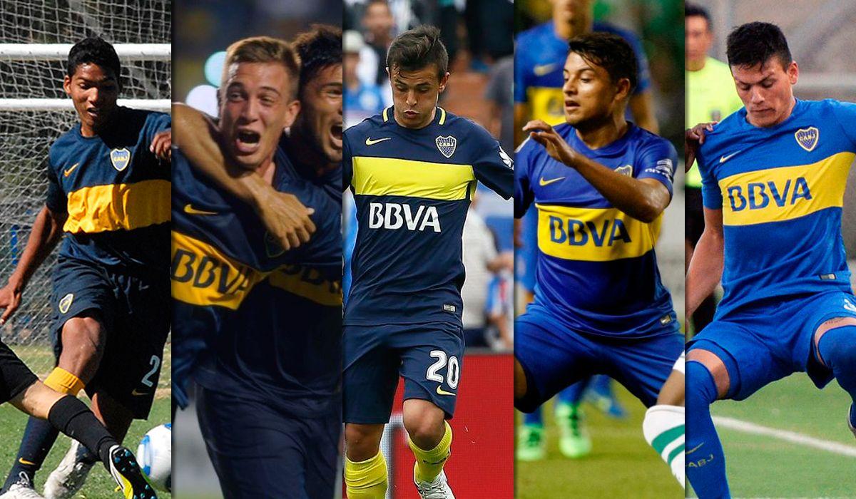 Boca le dio medio equipo a Talleres para comprar a Bebelo Reynoso