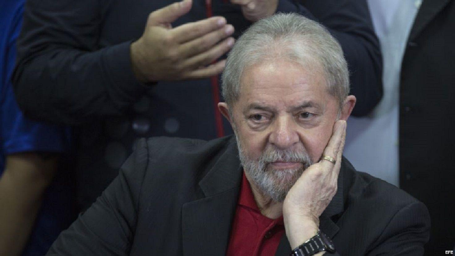Atacaron a balazos la caravana de Lula por el sur de Brasil