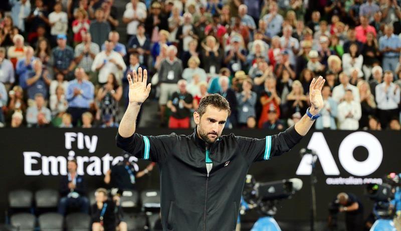Dos sorpresas, un amigo de Del Potro y el Rey: así quedaron las semifinales del Abierto de Australia