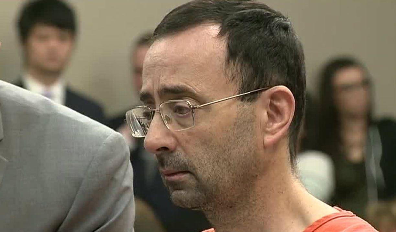 Nassar fue condenado a 175 años de cárcel por abuso sexual