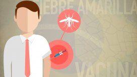 Fiebre amarilla: suman otros nueve centros de vacunación