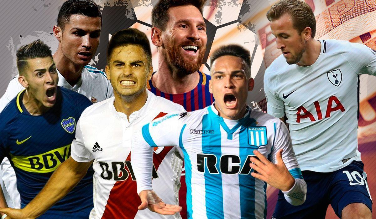 A años luz de distancia: los equipos europeos que valen más que toda la Superliga
