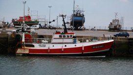 Un pesquero ruso con 21 tripulantes desapareció en el mar de Japón