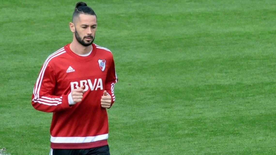 Marcelo Larrondo sufrió una nueva lesión: ¡la novena desde que llegó a River!
