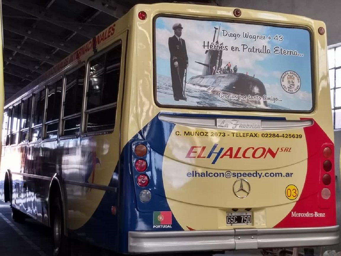 Mi papá es un héroe: el homenaje a los 44 del ARA San Juan que le piden a la Selección