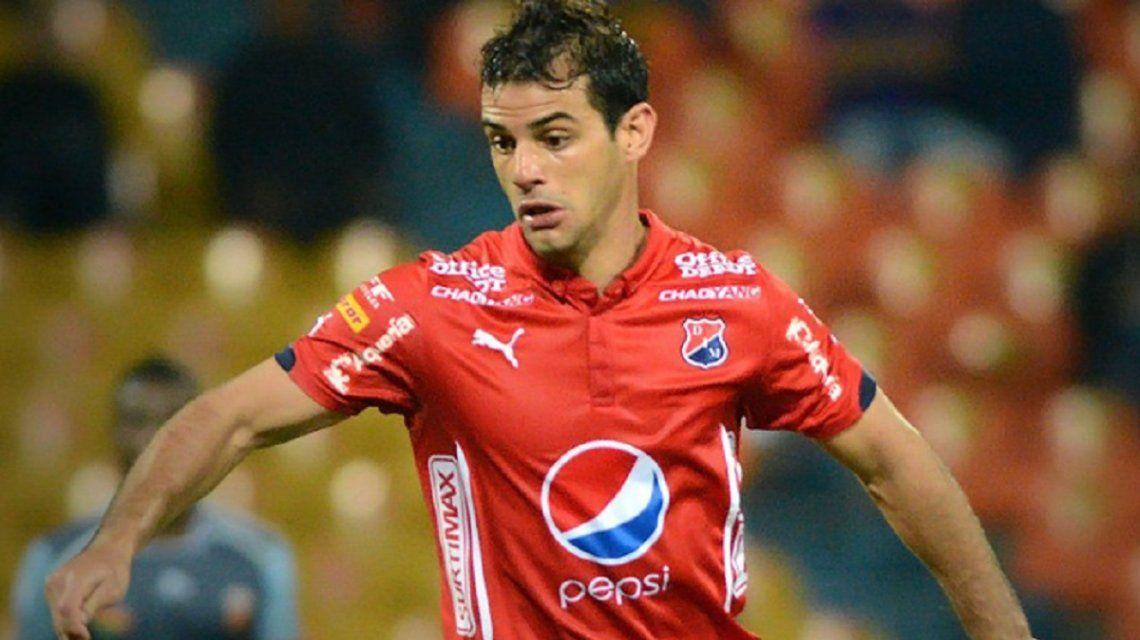 Independiente Medellín fue el último equipo del volante