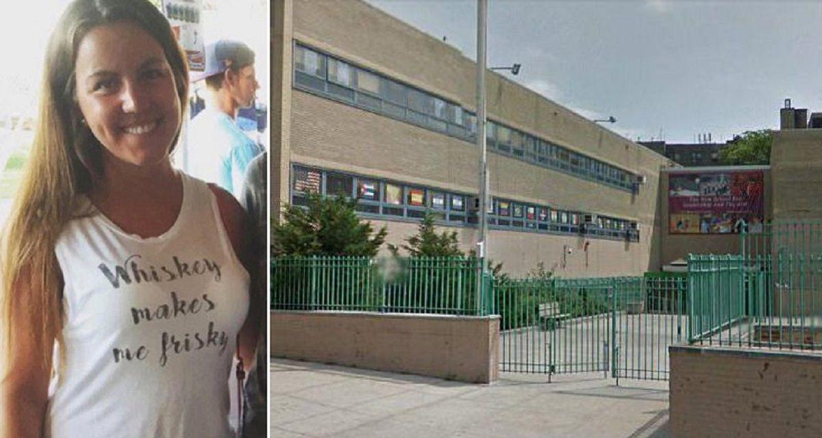 Arrestan a una profesora por practicarle sexo oral a un alumno de 14 años