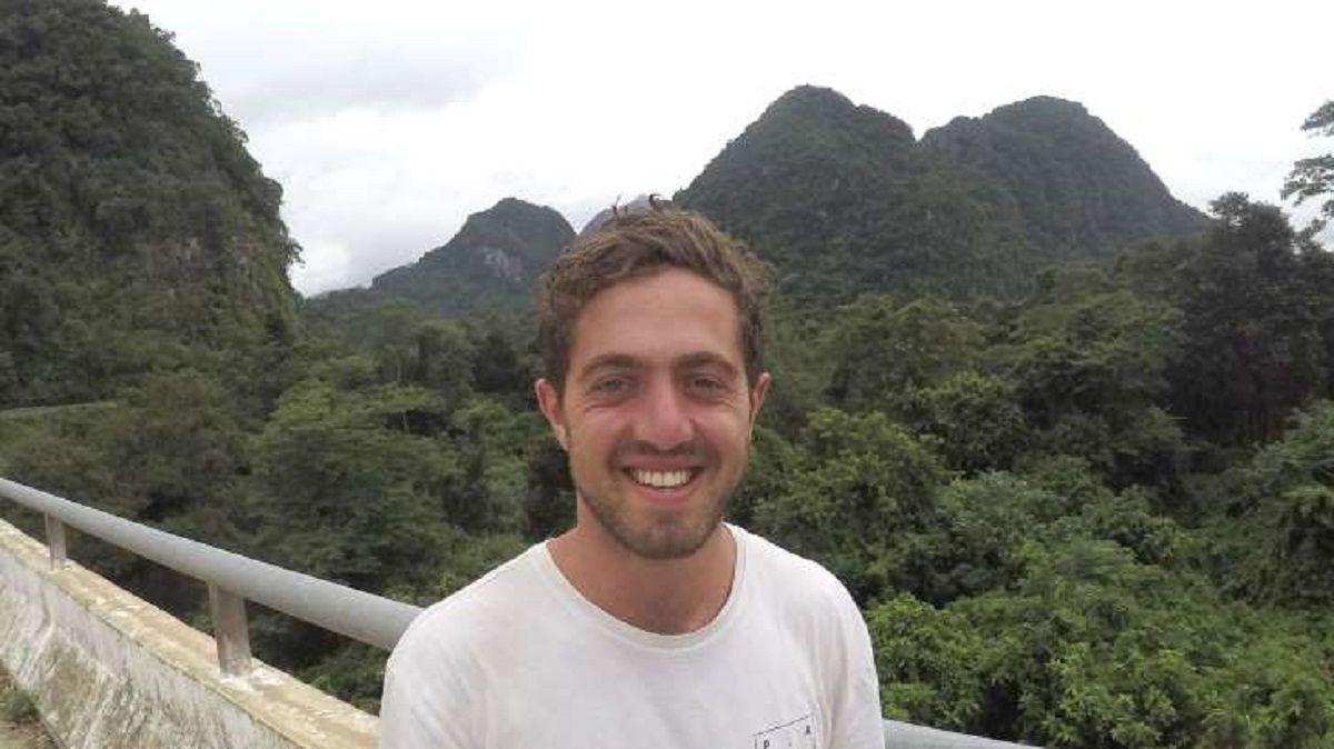 David Minn tenía 24 años