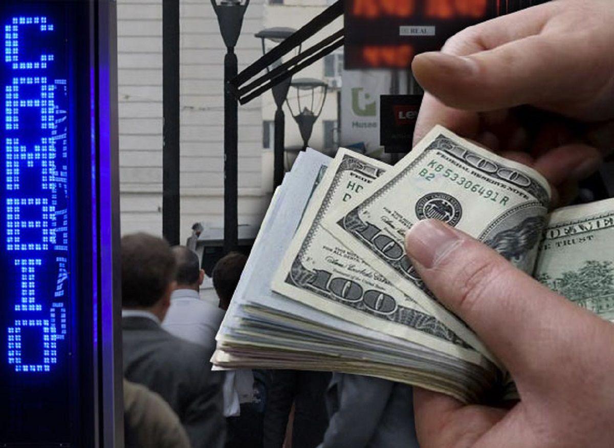 Se aceleró la devaluación del peso: el dólar subió 62 centavos y cerró a $21,52