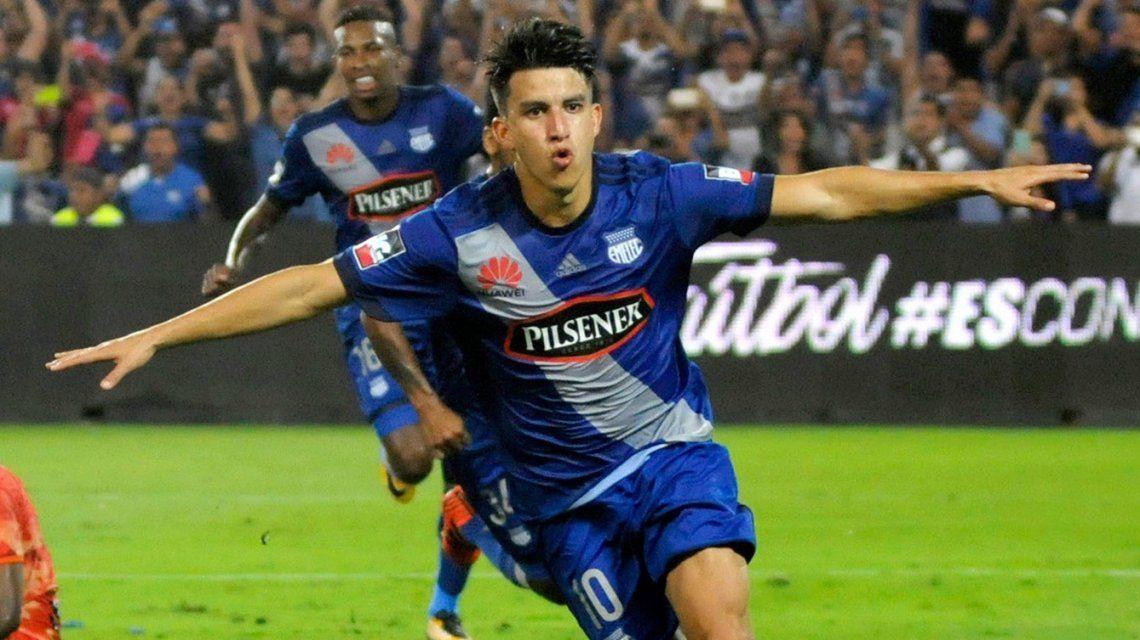 Gaibor es el nuevo refuerzo de Independiente