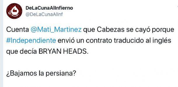 Bryan Heads