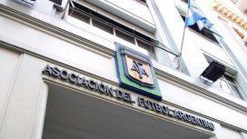 Sede de la Asociación del Fútbol Argentino