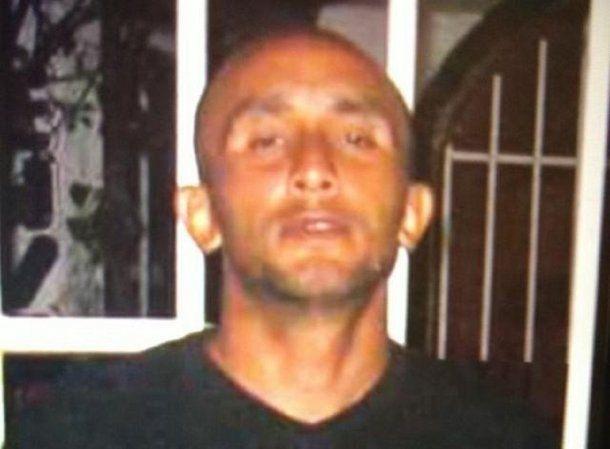Pablo Morel, el delincuente abatido<br>