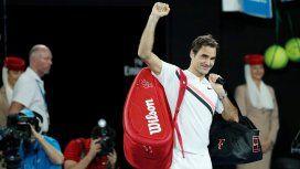 El suizo, inoxidable, quiere defender el título