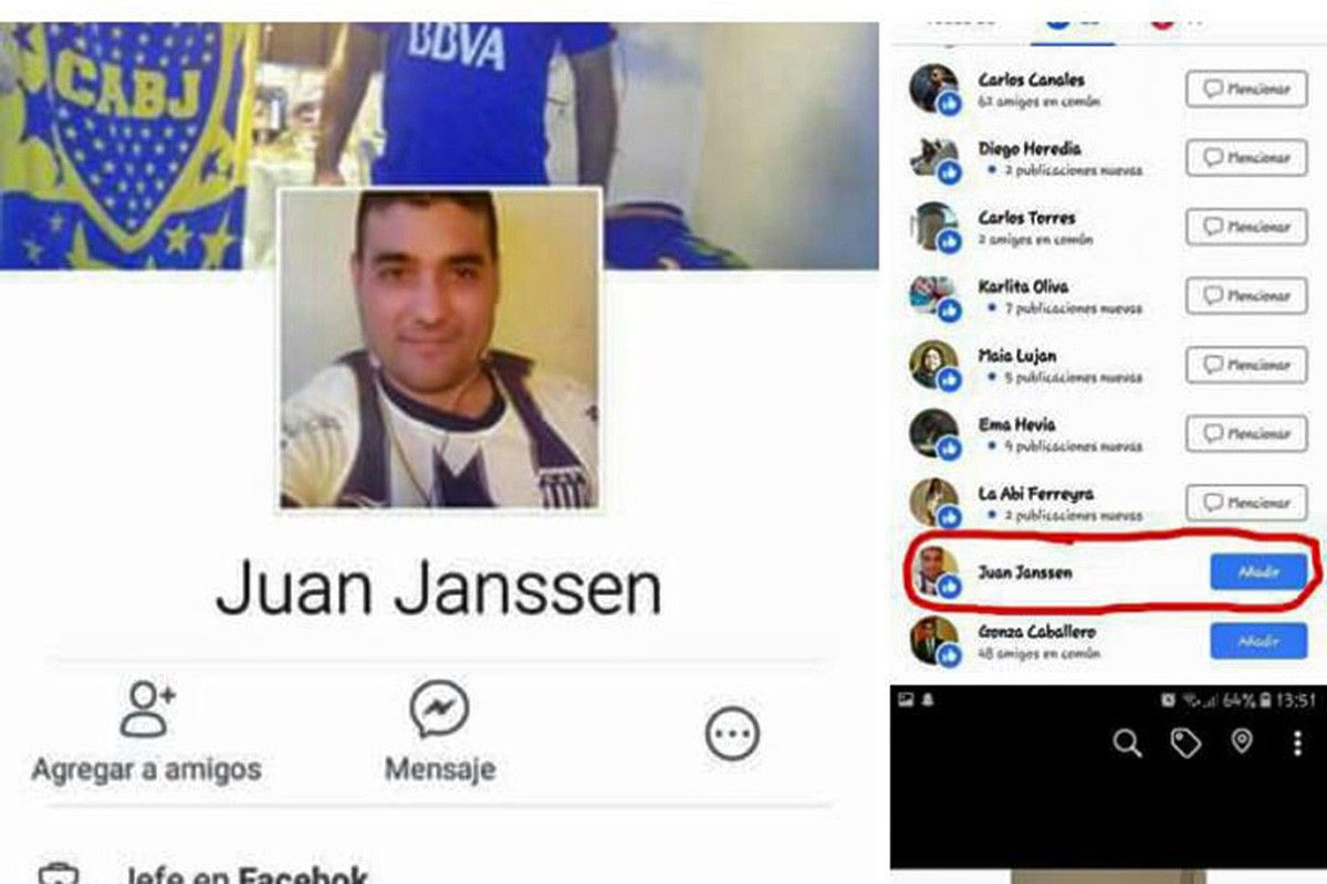 La Pampa: un violador y femicida contactaba a adolescentes por redes sociales desde la cárcel