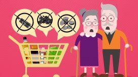 El poder adquisitivo de la jubilación mínima bajó casi un 7% desde 2015