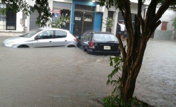 Inundación en Corrientes - Crédito: corrienteshoy.com