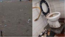 VIDEO: Alarma en Mar del Plata por la basura en Playa Grande y Parque Camet