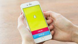 Fuerte rechazo a la última actualización de Snapchat en Twitter