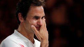 Roger Federer, campeón del Abierto de Australia, se conviertió en el primer hombre en ganar 20 títulos de un Grand Slam.