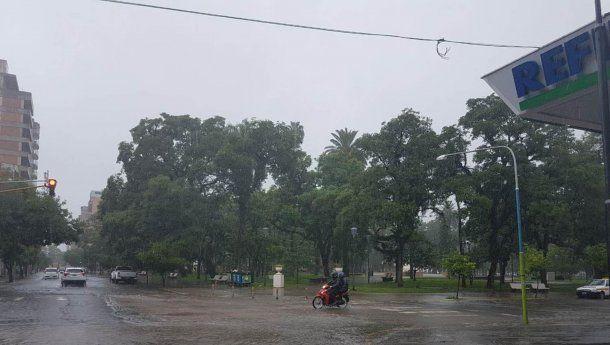 Un temporal azotó este fin de semana a toda la provincia de Tucumán
