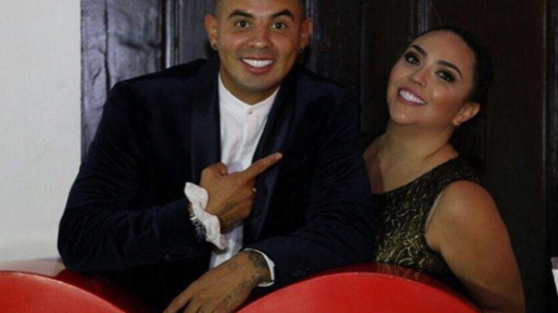 Cardona se mostró con su esposa en Instagram - Crédito: e.cardona10