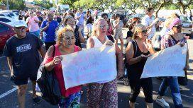 Mateada y marcha en San Fernando para recuperar la Marina del Norte