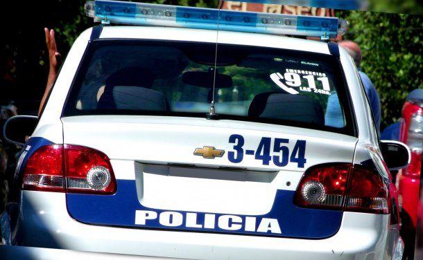 Policía de Misiones - Crédito: eldopolis.com.ar<br>