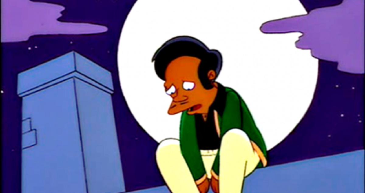 Apu podría dejar Los Simpson