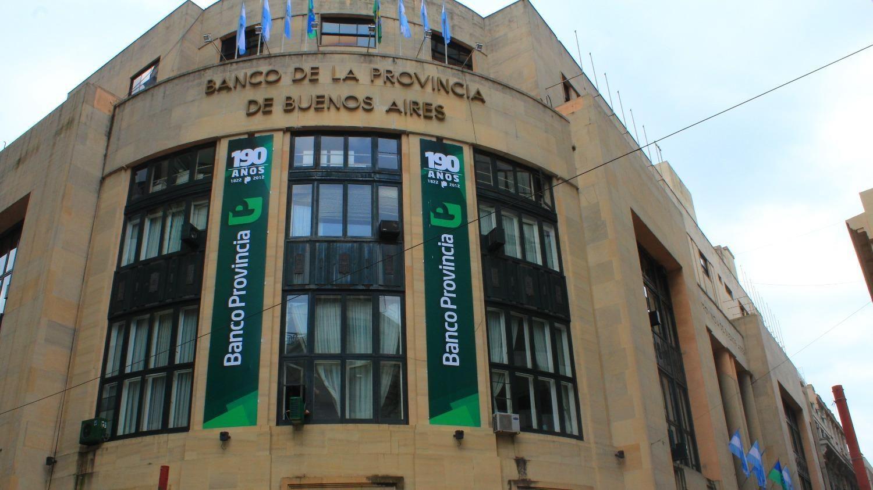 El Banco Provincia cargó hoy sus cajeros automáticos por última vez hasta el próximo miércoles
