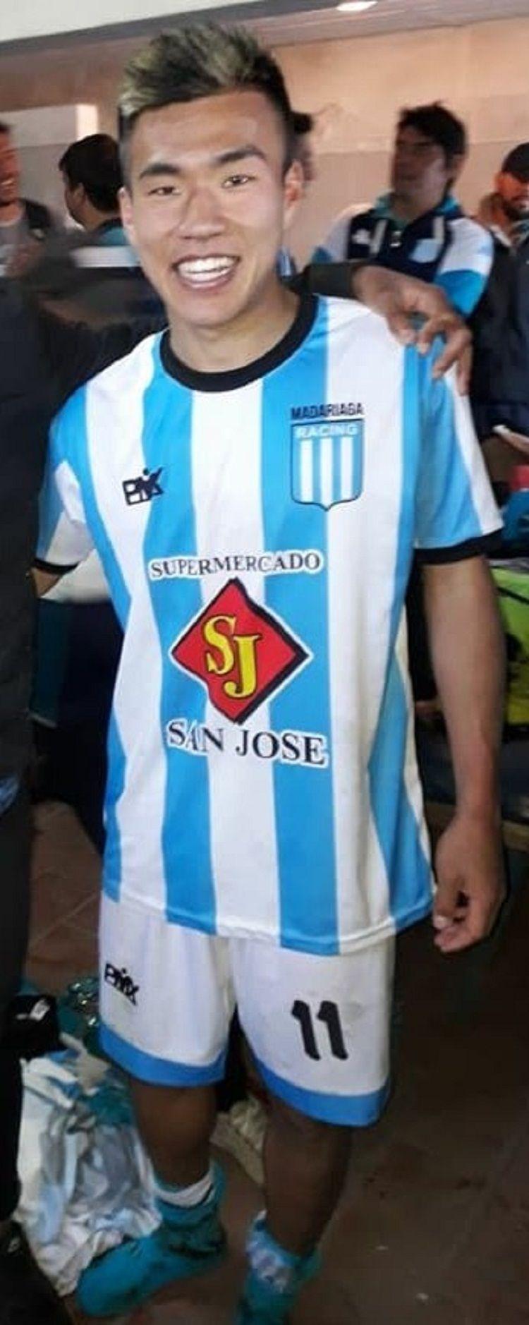 Claudio Morel Rodríguez, jugará el Federal C para Racing de General Madariaga