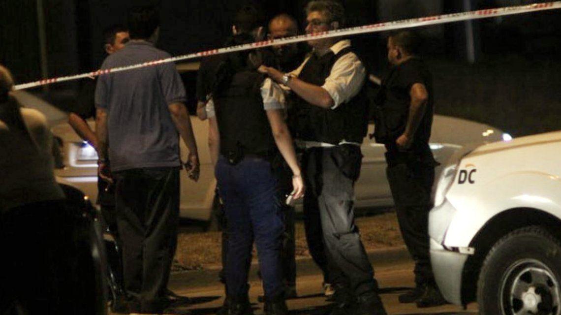 San Martín: escapaban de un control y mataron a un empleado municipal