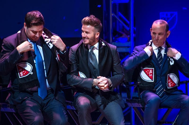 El nuevo y millonario desafío de David Beckham: ya tiene su propio club de fútbol en Miami