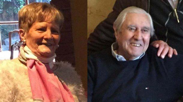 <p>Jorge Parro y Paula Aresti eran buscados desde el miércoles cuando cruzaron la frontera. </p><p><br></p><div><br></div>