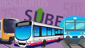 Menos de la mitad de los pasajeros combina el transporte público y usa la Red Sube