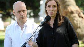 Vidal defendió los $25 mil millones extra que recibirá Buenos Aires