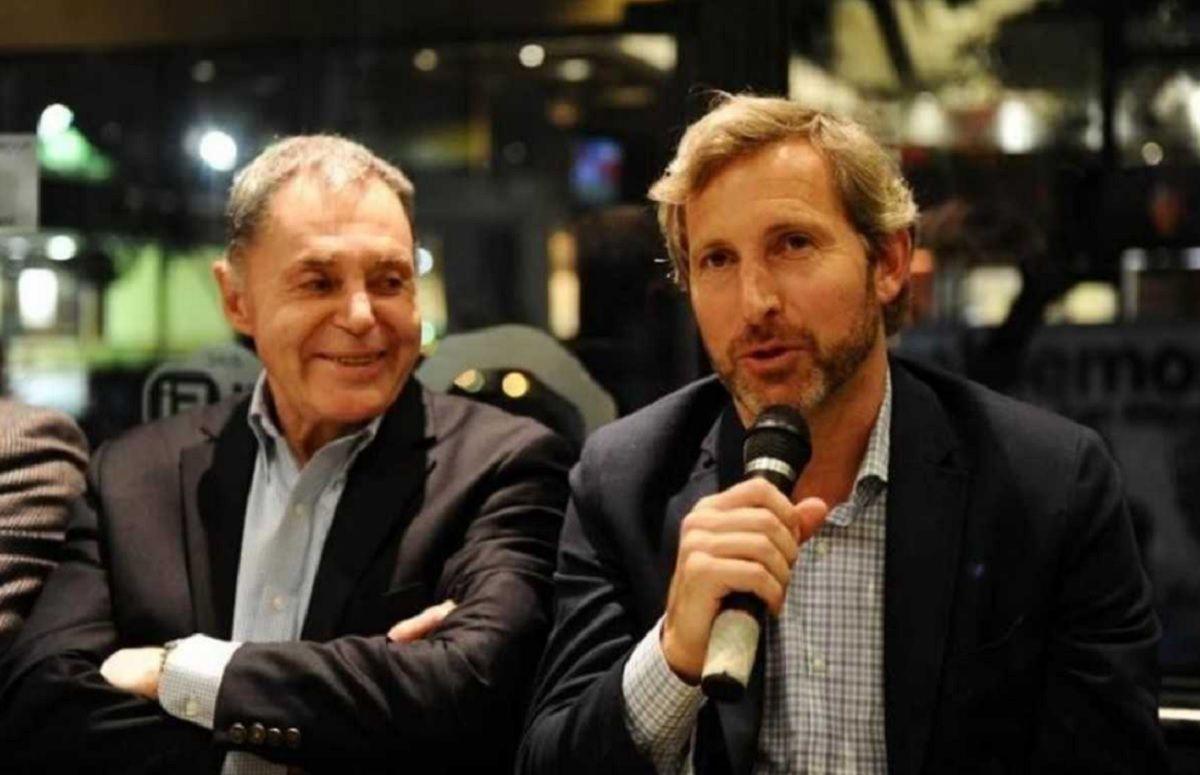 Octavio y Rogelio Frigerio