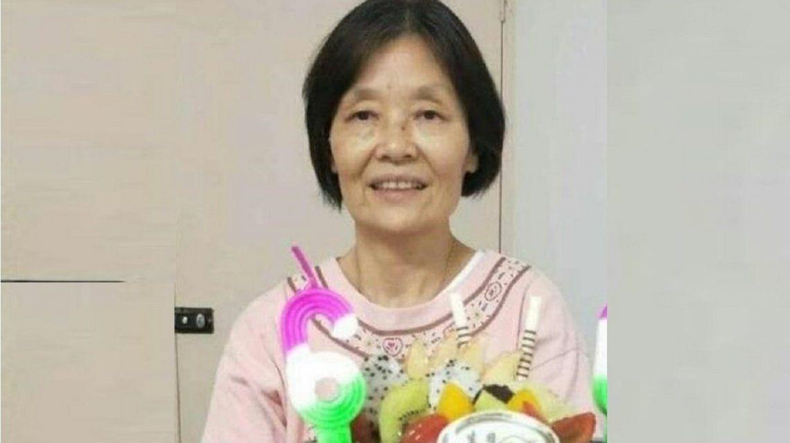 Sun Zhong Qing o María