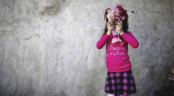 Luana, la primera nena trans en obtener su DNI con identidad de género hace 6 años