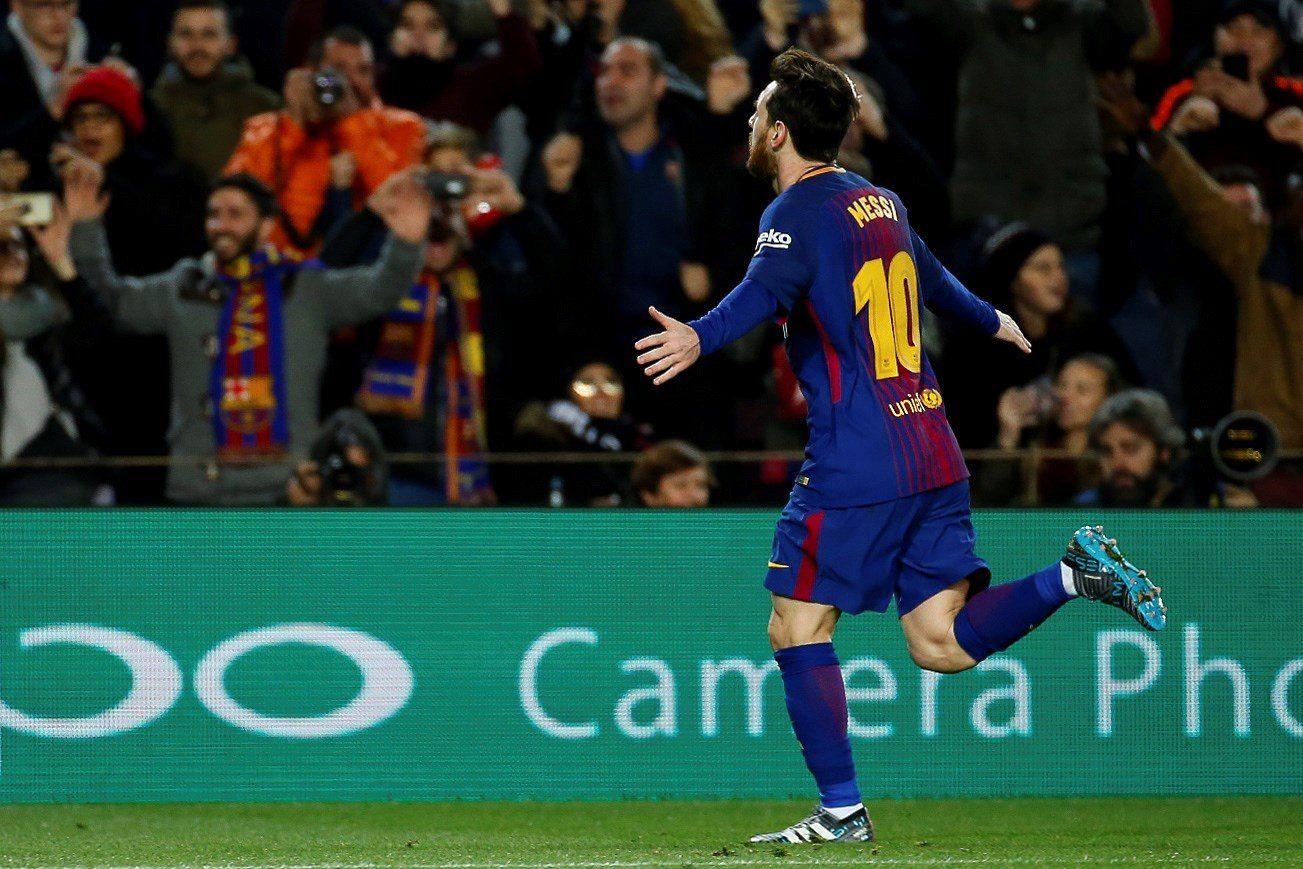 Barcelona enfrenta a Getafe por la Liga de España