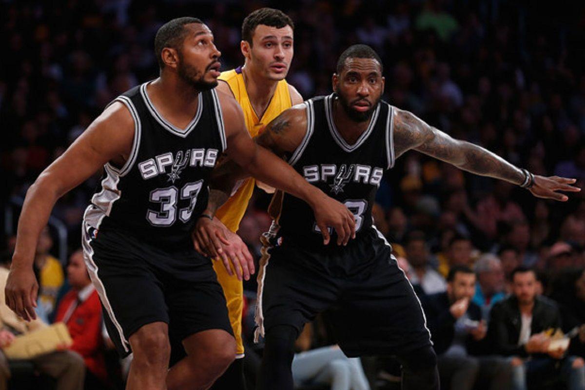 Butler estuvo en los Spurs en la temporada 2015-16