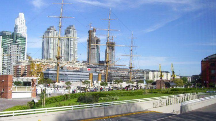 Puerto Madero es el barrio más caro de la Ciudad