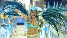 Escándalo en el Carnaval de Gualeguaychú: echaron a una pasista por su eufórico baile