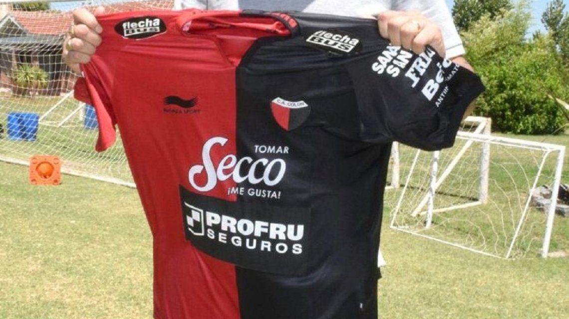 Camiseta de Colón