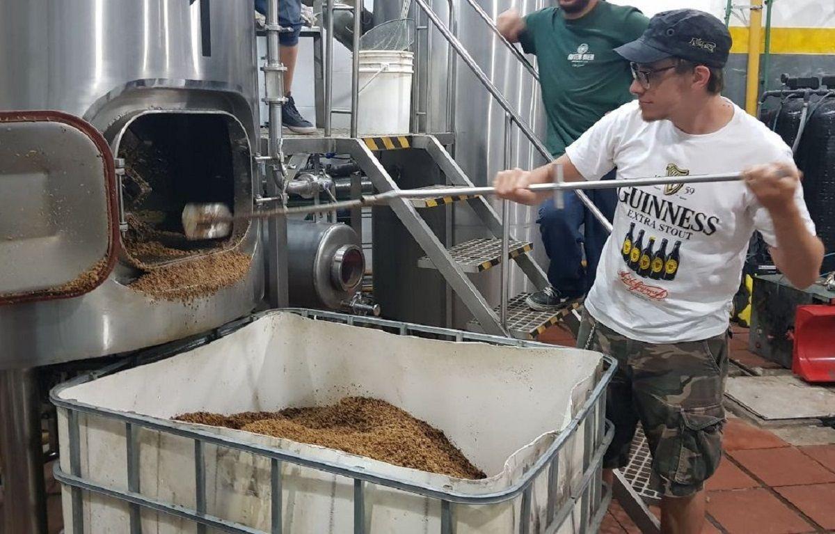 Made in Quilmes: crean la cerveza artesanal sabor alfajor Capitán del Espacio