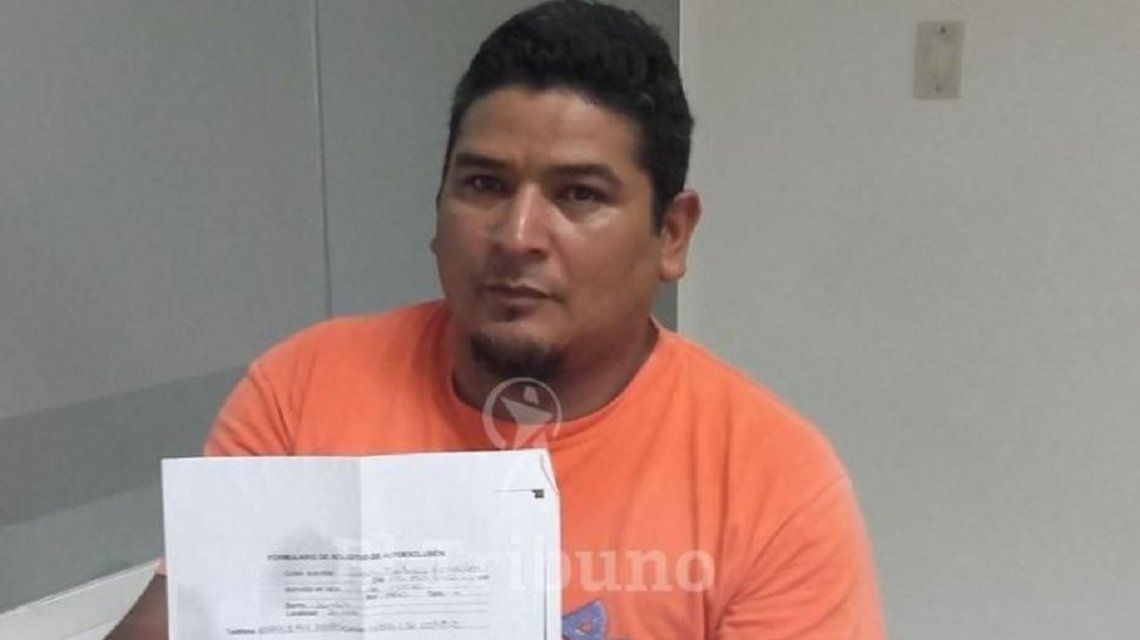 Juan Matías González y su pedido de auto exclusión