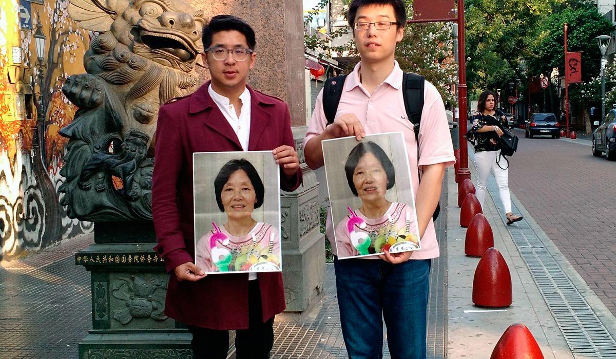 Ciudadana china desaparecida: la buscan en Lomas de Zamora